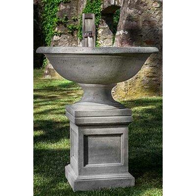 Campania Pedestal Plant Stand