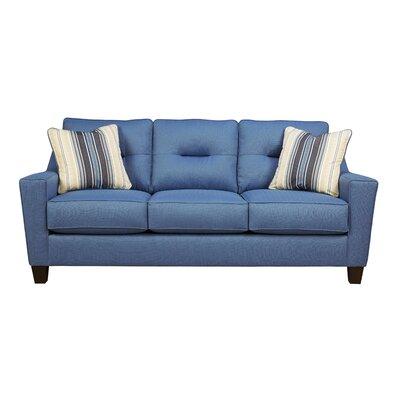 Andover Mills Sleeper Sofa Blue