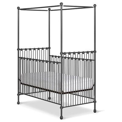 Corsican Canopy Crib Gunmetal