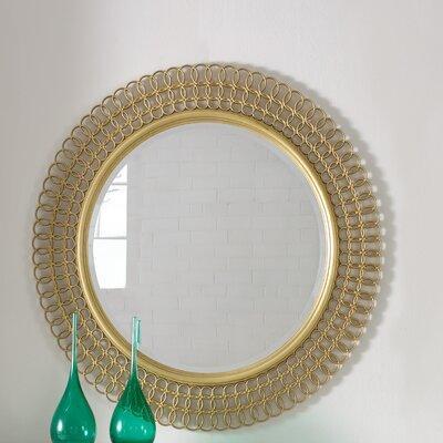 Cynthia Rowley Round Wall Mirror