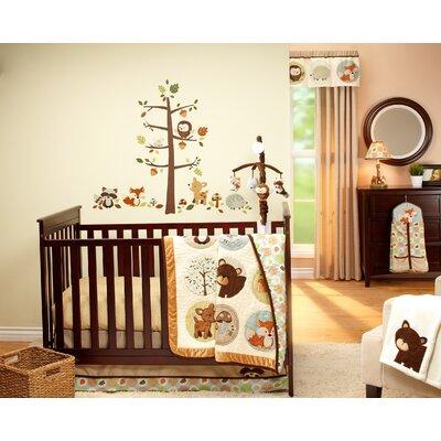 Carters Friends Crib Bedding Set Image