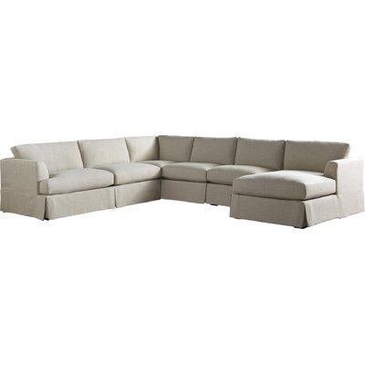 Allmodern Custom Upholstery Modular Sectional Upholstery Right Hand Facing Upholstery