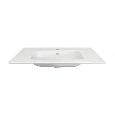 Dawn Ceramic Single Sink Top Photo