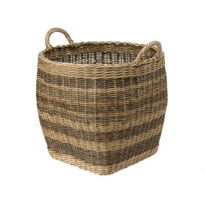 Kouboo Storage Basket Striped Storage