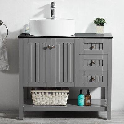 Emmie Single Bathroom Vanity 2243 Image