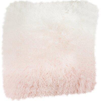 Dcor Design Lamb Pillow Case Pink