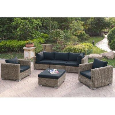 A J Homes Studio Patio Sofa Set Cushions