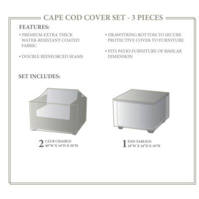 Tk Classics Winter Cover Set Cod Furniture Covers