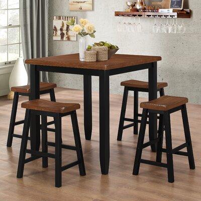 Ruggerio Counter Pub Table Set Casegoods 10608 Product Image