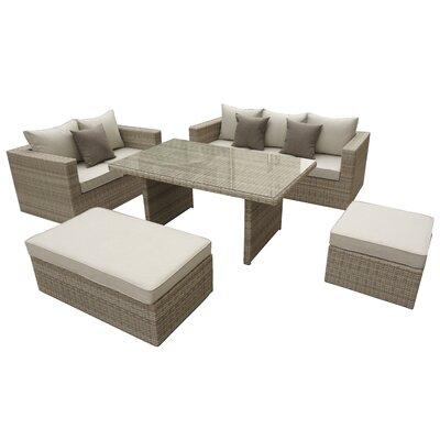 Willa Arlo Interiors Cushions Sofaset Conversation Sets