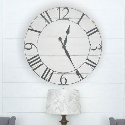Darby Home Wall Clock Emil Wall Clocks