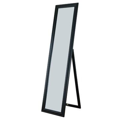 Alcott Hill Standing Wall Mirror Rubberwood Mirrors