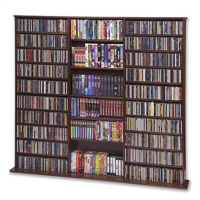 Charlton Home Bookcase Multimedia Bookcases