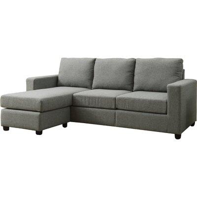 Mercury Row Reversible Sectional Heights Corner Sofas