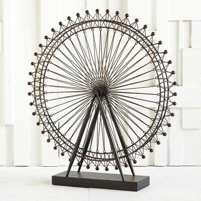 Brayden Studio Sculpture Eye Furniture