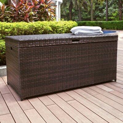 Rattan Deck Box Wicker 2363 Product Image