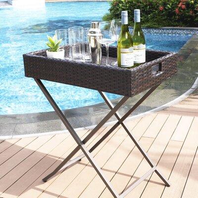 Mercury Row Tray Table Martini Tv Trays