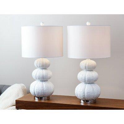 Brayden Studio Sea Urchin Table Lamp Stacked Table Lamps