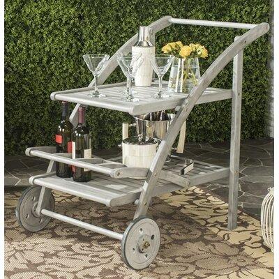 Laurel Foundry Modern Farmhouse Serving Cart Tea Bar Sets