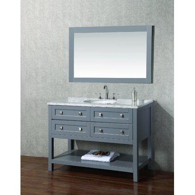 Brayden Studio Bathroom Vanity Set Mirror Single Vanities