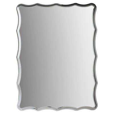 Wade Logan Wall Mirror Frameless Mirrors