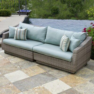 Sunbrella Cushions Sofa 1335 Product Image