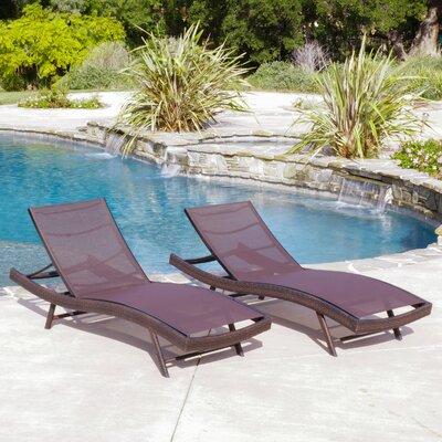 Orren Ellis Lounge Chaise Loungers