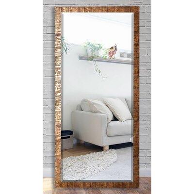 Wade Logan Beveled Wall Mirror Texture Mirrors