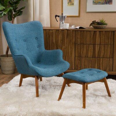 Langley Street Lounge Chair Ottoman Vista Chairs