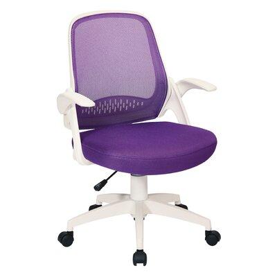 Avenue Six Task Chair Upholstery Purple