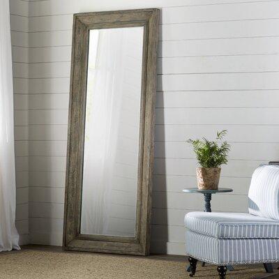 August Grove Full Mirror Leaner Mirrors