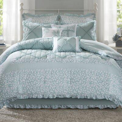 August Grove Comforter Set Lake Bedsding