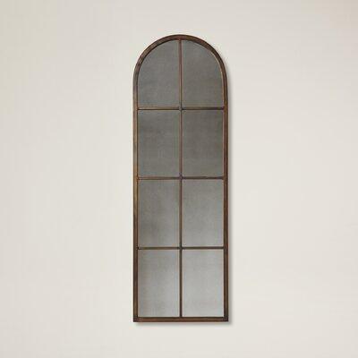 One Allium Way Mirror Arched Mirrors
