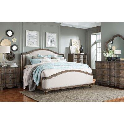 Birch Lane Configurable Bedroom Set Upholstered Bedsroom Sets
