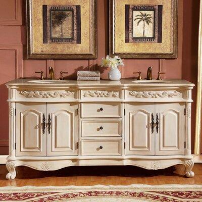 One Allium Way Sink Cabinet Bathroom Vanity Set Double Vanities