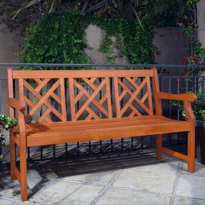 Beachcrest Home Garden Bench Benches