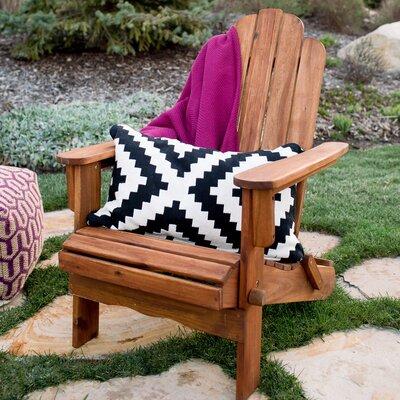 Birch Lane Folding Adirondack Chair Wood Adirondack Chairs