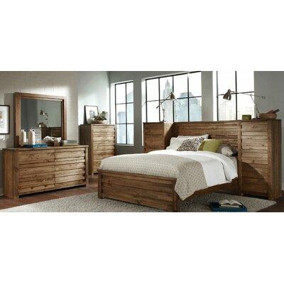 Loon Peak Platform Configurable Bedroom Set Springs Bedsroom Sets