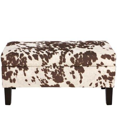 Trent Austin Design Upholstered Storage Bench Polyester Benches