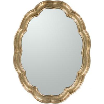 Willa Arlo Interiors Wall Mirror Oval Mirrors