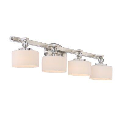 Willa Arlo Interiors Metal Fixture Vanity Light Vanity Lighting