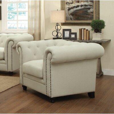 Willa Arlo Interiors Wood Leg Armchair Chairs