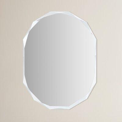 Willa Arlo Interiors Wall Mirror Frameless Mirrors