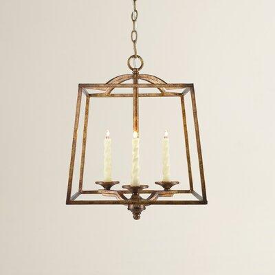 Willa Arlo Interiors Steel Lantern Pendant Light Pendant Lights