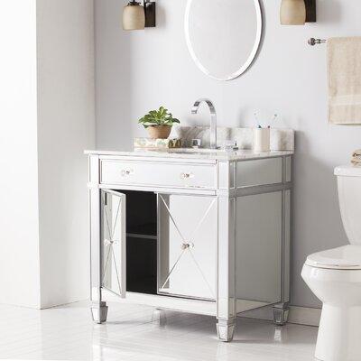 Bath Vanity Set Single 617 Product Image