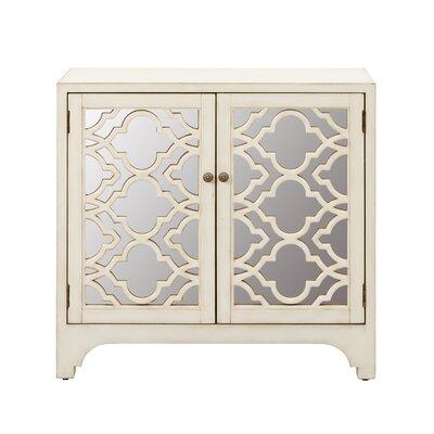 House Of Hampton Door Chest Lattice Chests Cabinets