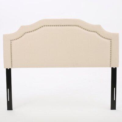 Willa Arlo Interiors Queen Upholstered Panel Headboard Full Headboards
