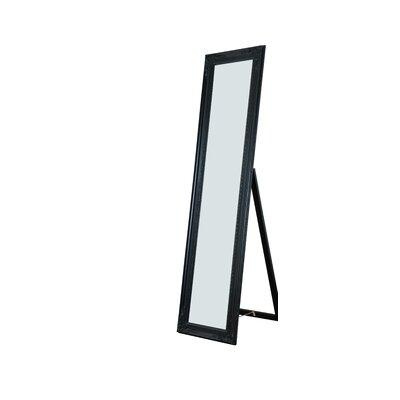 Willa Arlo Interiors Standing Wall Mirror Wooden Mirrors