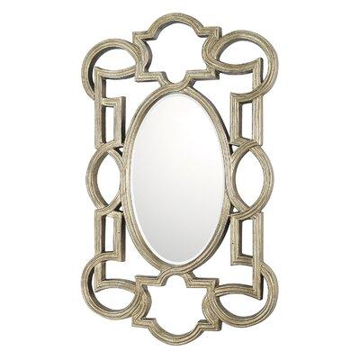 House Of Hampton Decorative Wall Mirror Silver Mirrors