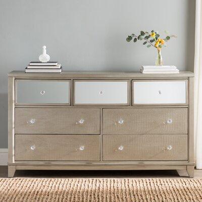 Willa Arlo Interiors Wood Dresser Drawer Chests